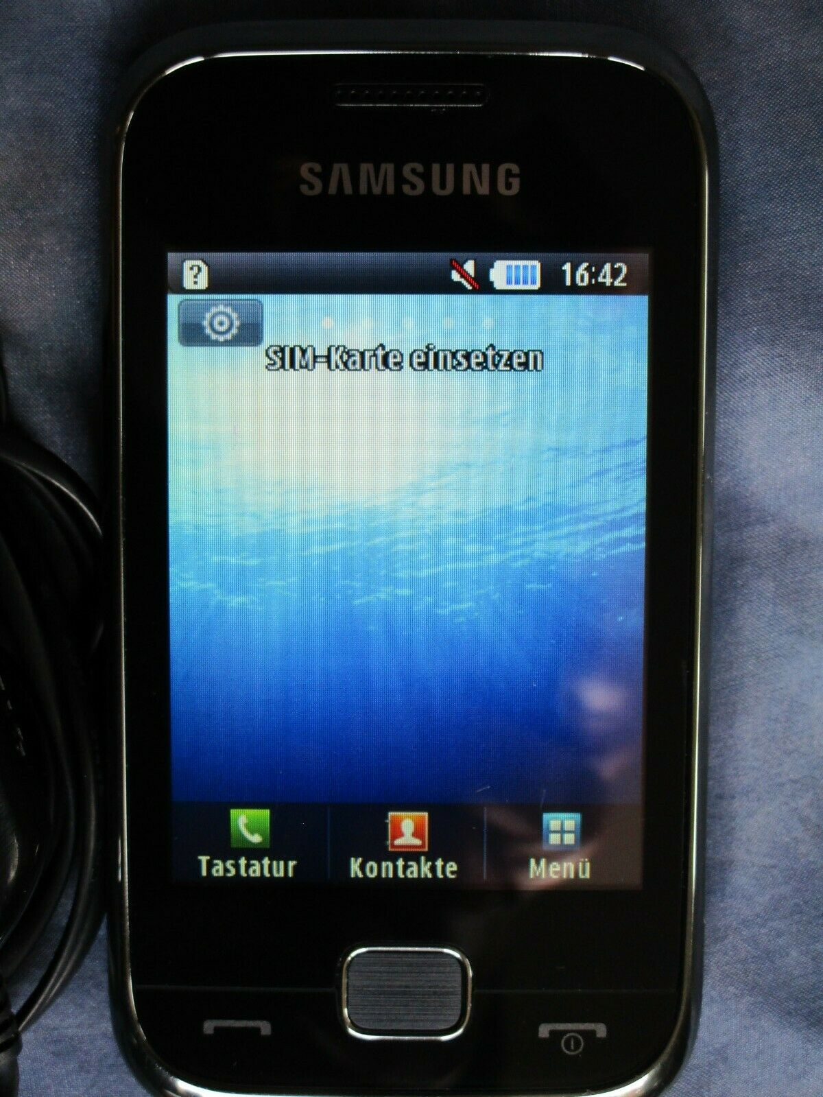 Samsung Handy Smartphone GT-C3310 Ohne Simlock