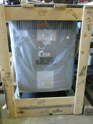 Ge 9t10a1001g61 15 Kva 480 X 208120 Volt 3 Ph Transformer Ns- T1866-new-b