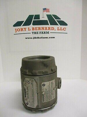 Rosemount Temperature Transmitter 3144pd5a1k6b4m5f5q4k1005 Used