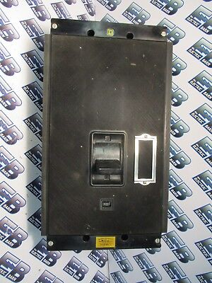 Square D Type Kl Frame 959300 400a 600v Circuit Breaker- Recon W Test Report