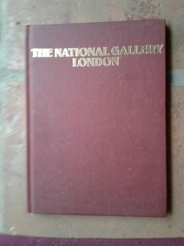 Vintage 1978 The NATIONAL GALLERY  LONDON Book guide