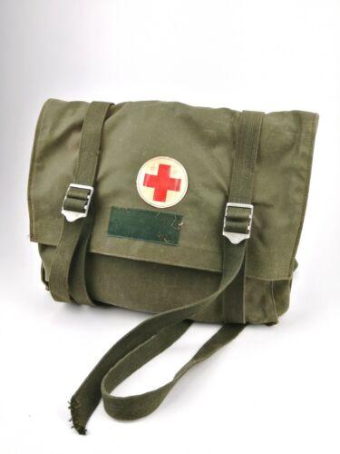 Original medical bag - field army first aid kit Swedish