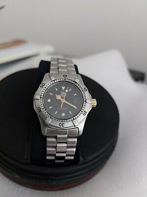 TAG Heuer Ladies Professional 200m NEW BATTERY