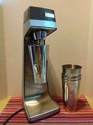 Hamilton Beach Commercial 3 Speed Drink Malt Milkshake Mixer Blender 936-2