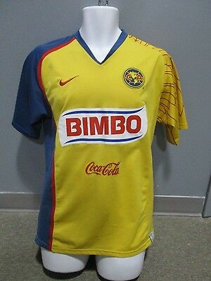 0839f1284 club america aguilas nike jersey MEDIANA 2007-2008 used in very good  condition