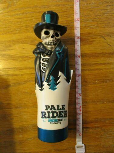 Beer Tap Amsterdam Pale Rider Short Handle Brand New in Original Box