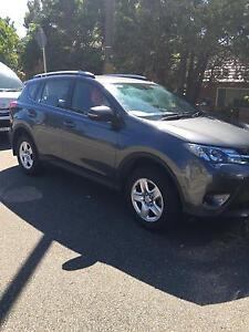 2013 Toyota RAV4 Ryde Ryde Area Preview