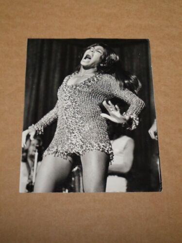 Tina Turner 1971 10 x 8 Press Photo