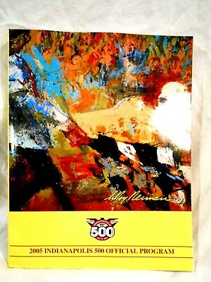 2015 Indianapolis 500 Official Program