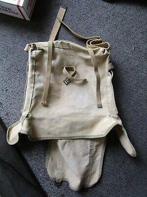 M1941 Depot Upper Haversack USMC WW2 Original Musette Bag
