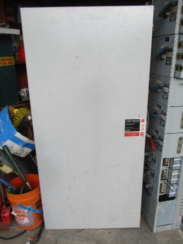 CUTLER HAMMER DH328FGC, 1200 AMP 240 VOLT FUSIBLE DISCONNECT