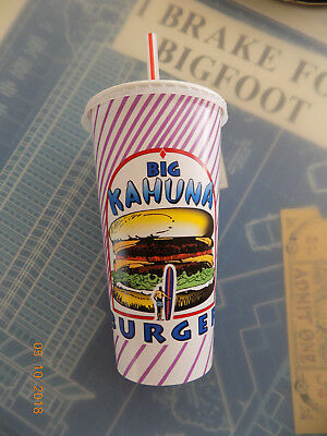 Pulp Fiction - Big Kahuna Burger 22 oz Soda Cup