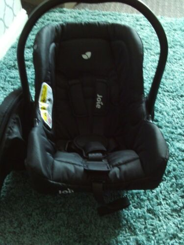 USED%2CJOIE++Baby+Car+Seat+Carrier+Black+0+-+12+Months+Birth+to+13kgs%2C+Collection+
