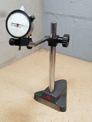 Spi Indicator Transfer Stand With A Starrett Dial Indicator