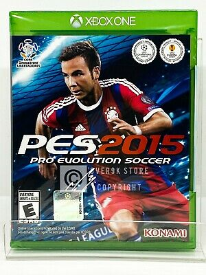 Used, PES: Pro Evolution Soccer 2015 - Xbox One - Brand New | Factory Sealed for sale  Shipping to Nigeria