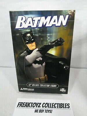 DC Direct Batman 13 Inch Deluxe Collector Figure IN BOX Batman 13 Deluxe Collector Figure