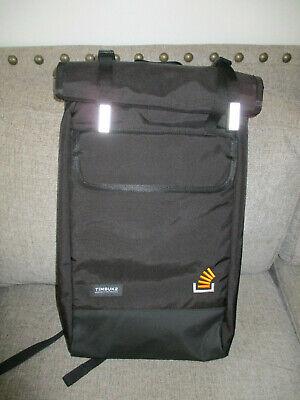 NEW Timbuk2 Roll Top Laptop Prospect Commuter Bike Backpack Messenger Bag covid 19 (Top Laptop Backpacks coronavirus)
