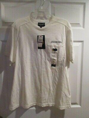 Nautica Jeans Co SS crew neck T-shirt Men's 2XL XXL NWT white