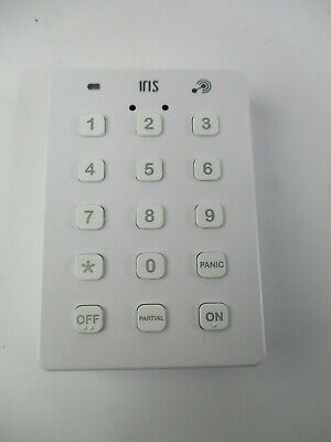 Iris Smart Keypad Smart Home And Security (3405-L) Replacement