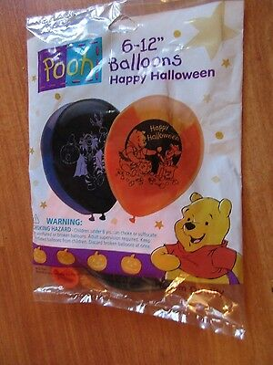 Pooh Halloween Pack of 12