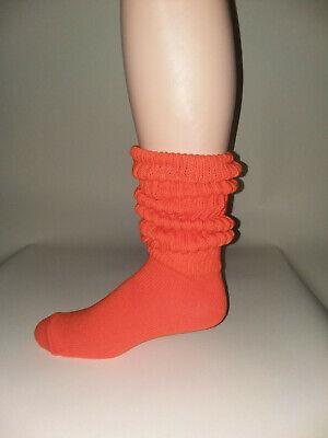 WHOLESALE LADIES  VINTAGE SLOUCH SOCKS 2 PAIR LOT 9-11 or 10-12 Pick Colors - Ladies Wholesale