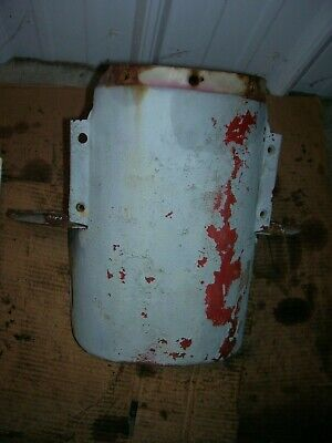 Vintage Ford Naa - 600 Tractor - Lower Dash Cowl Panel