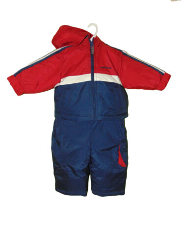 Oshkosh Winter Coat And Snow Pant Outfit 12 Months New