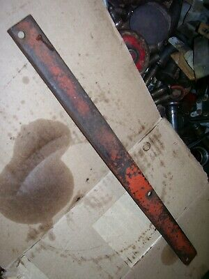 Vintage Allis Chalmers  C Tractor - Rear Light Wire Cover