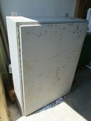 Hoffman 30x42x10 Nema 12 Jic Box- Used