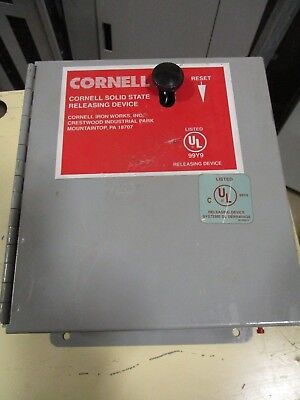 Cornell B-wps Solid State Releasing Device