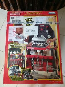 Brand New Craftsman tool set and work bench