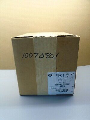 New Old Stock Sealed 1305-ba04a Ac Drive Allen Bradley N210