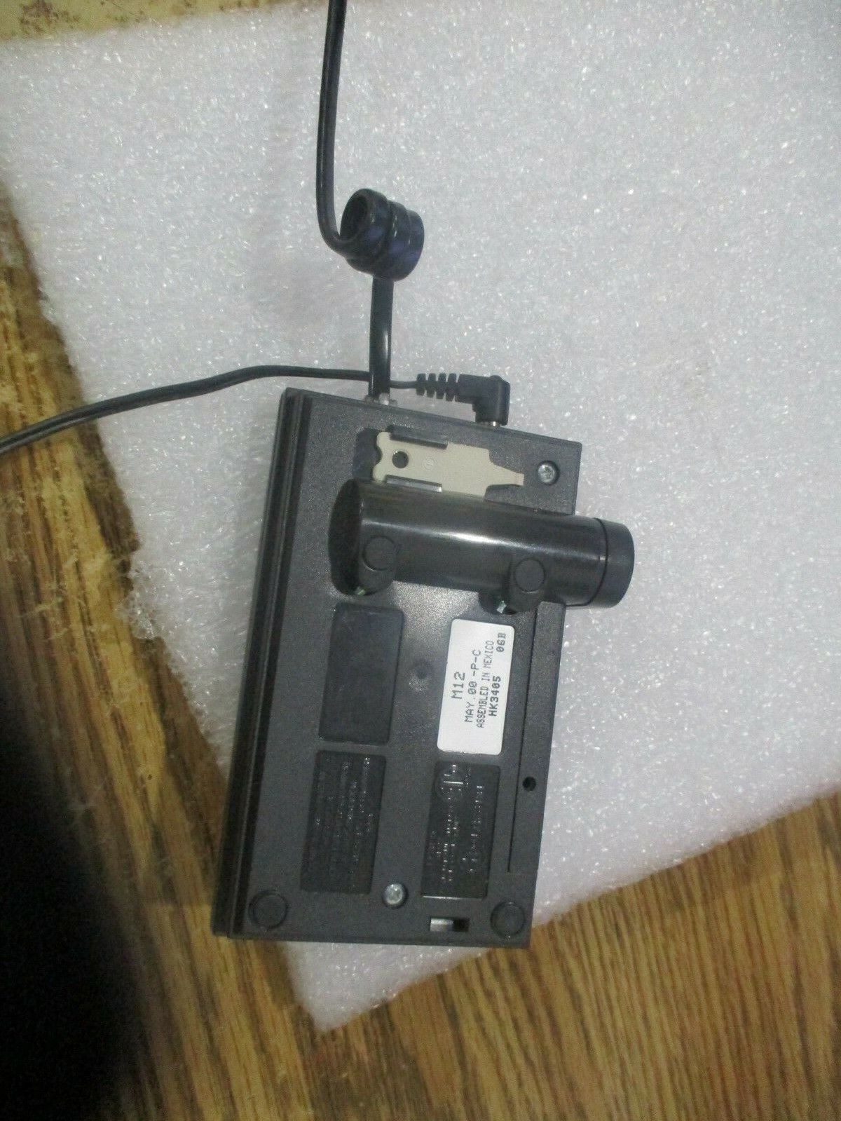 Plantronics Model M12 Amplifier With Adapter  - $19.99
