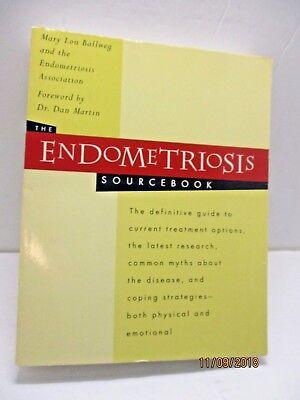 The Endometriosis Sourcebook by Mary Lou - Endometriosis Source Book
