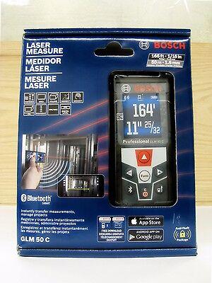 Bosch GLM 50 C Bluetooth 165 Ft. Laser Measure ()