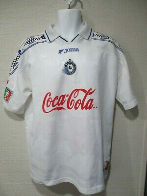 club atletico celaya used joma jersey authentic LARGE