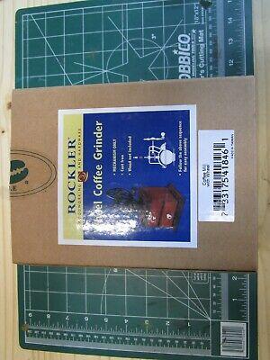 Rockler Wheel Coffee Grinder Kit