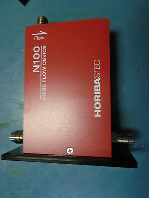 Horiba N100 Mass Flow Device Digital Controller Sec-n114mgm Free Shipping
