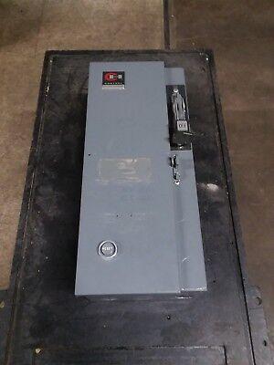 Cutler Hammer A30cg0 Series A1 Nema Size 1 Combination Starter Motor Controller