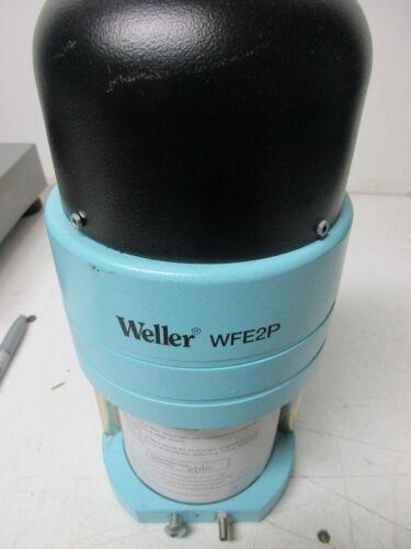 Weller WFE 2P SOLDER FUME EXTRACT 120V USED?