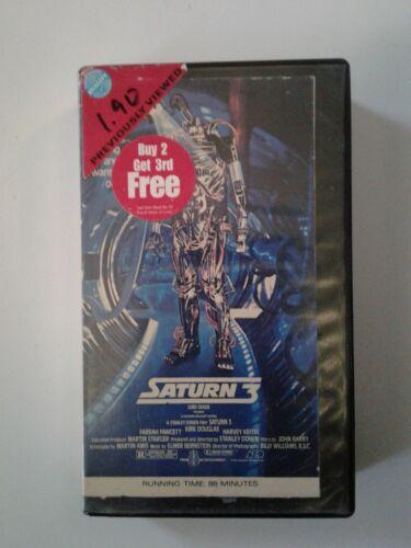Saturn 3 VHS (1980)