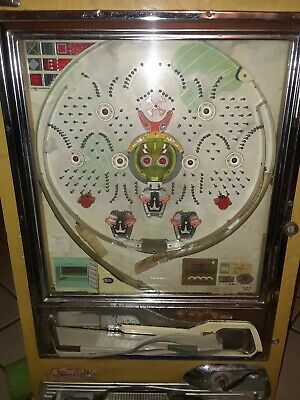 My Vintage Nishijin PACHINKO pinball machine used but good for sale  Merced