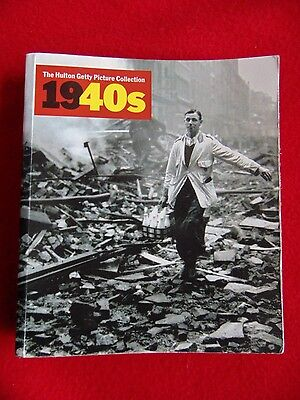 DECADES OF THE 20TH CENTURY~ THE 1940's ~ 1998 FIRST EDITION ~ SOFTCOVER