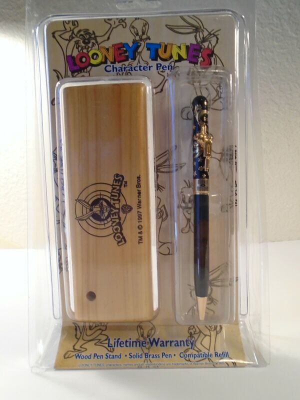 Marvin The Martian Looney Tunes Character Pen WB 1997