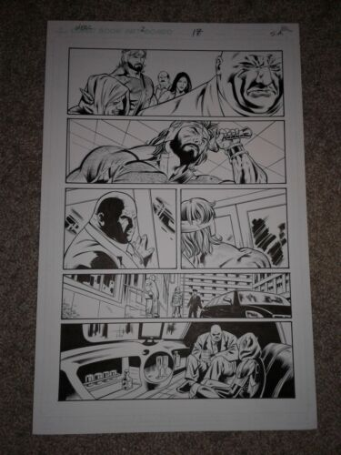 HERC 2 pg 17 HERCULES VS HOBGOBLIN and KINGPIN - SPIDER-MAN VILLAINS