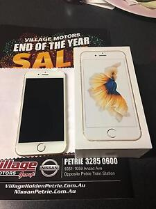NEAR NEW UNLOCKED IPHONE 6S 64gb GOLD Narangba Caboolture Area Preview