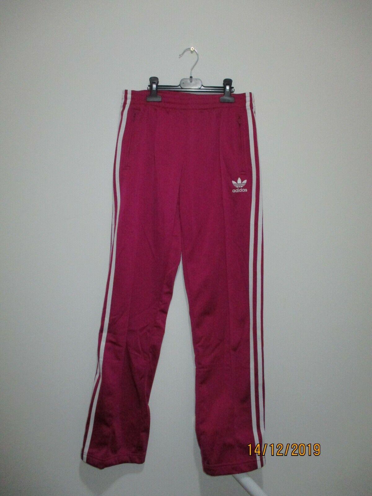 Jogging pantalon adidas femme violet rose taille 34 xs neuf jamais porté