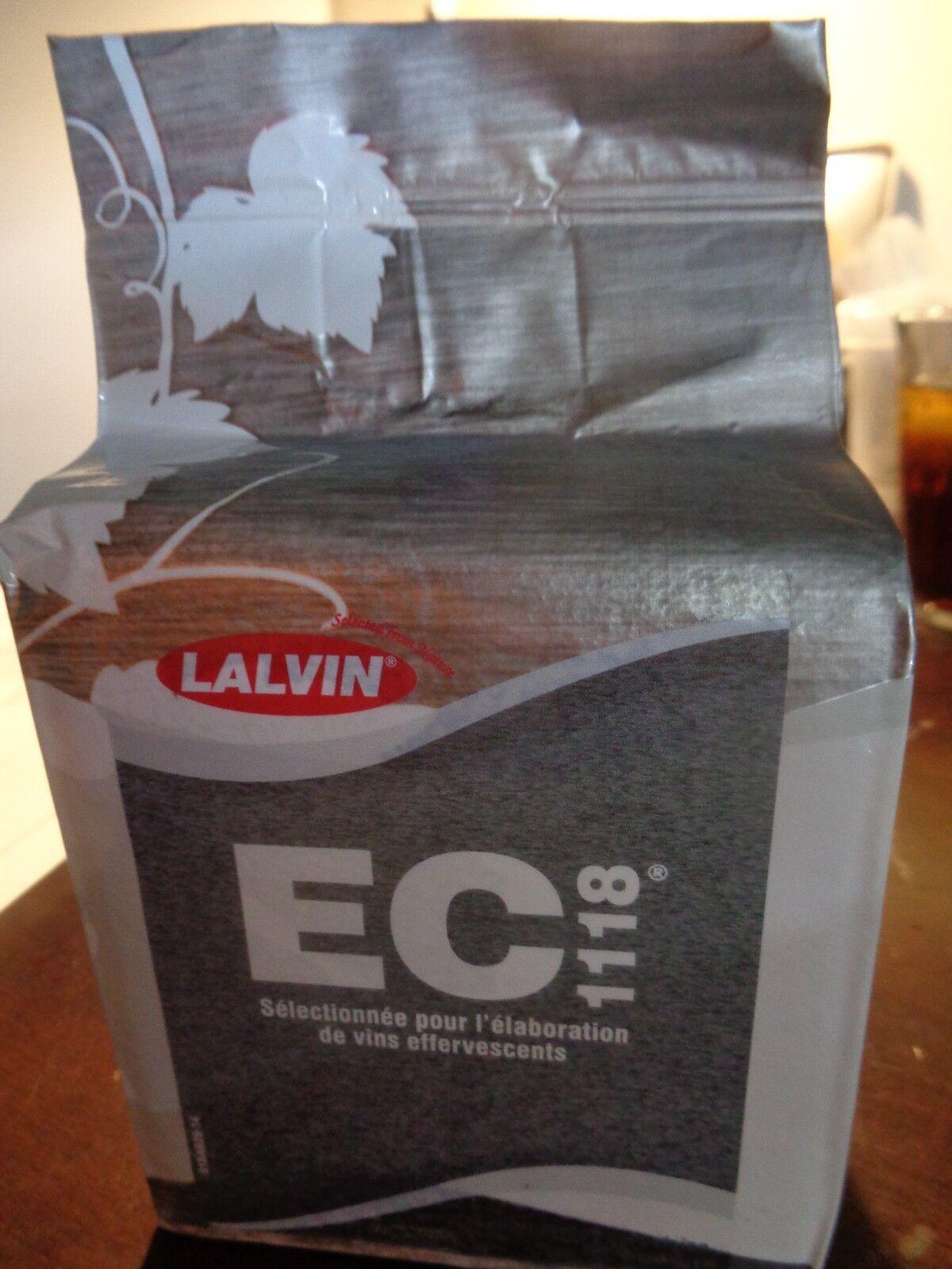 Wine Yeast Fresh 500 Gram Brick Ec-1118 Lalvin