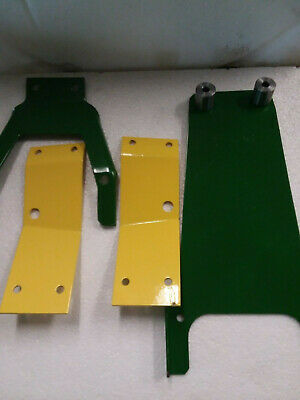 John Deere Seat Bracket Kit W Back Rest Spacer Bushings Fit 3010 4020 4010 3020