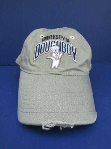 "2007 Pillsbury Doughboy Poppin Fresh ""University of Doughboy"" Cap / Hat FREESHIP"